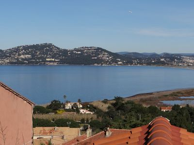 Photo for Studio 30m2 with sea view, Hyères, Giens