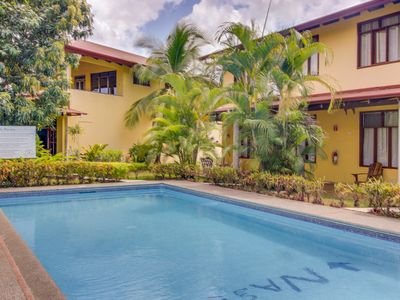 Photo for NEW LISTING! Cozy condo w/shared pool & free WiFi - quiet, convenient location!