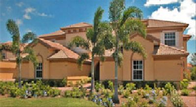 Palmira 2nd Floor Coach Home in the Village of 'Paloma' Bonita Springs, FL