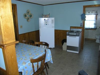 Eat-In Kitchen w/appliances