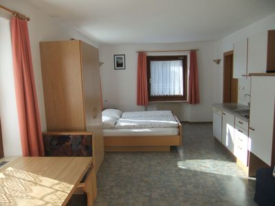 Photo for cheap apartment in St. Peter / Tal, 4 km before Ortisei