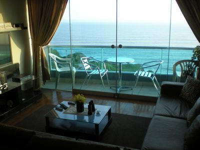 Photo for Ocean-Side Rental in Miraflores, Lima, Peru