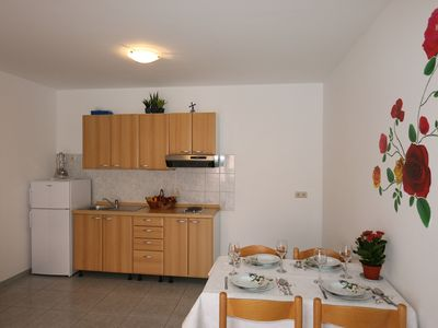 Photo for Apartments Penić (10052-A1) - Soline - island Krk