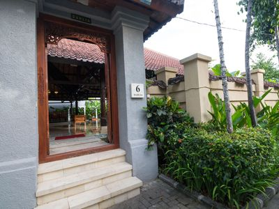 Photo for Two Bedroom Unique Heritage Villa in Heart of Seminyak