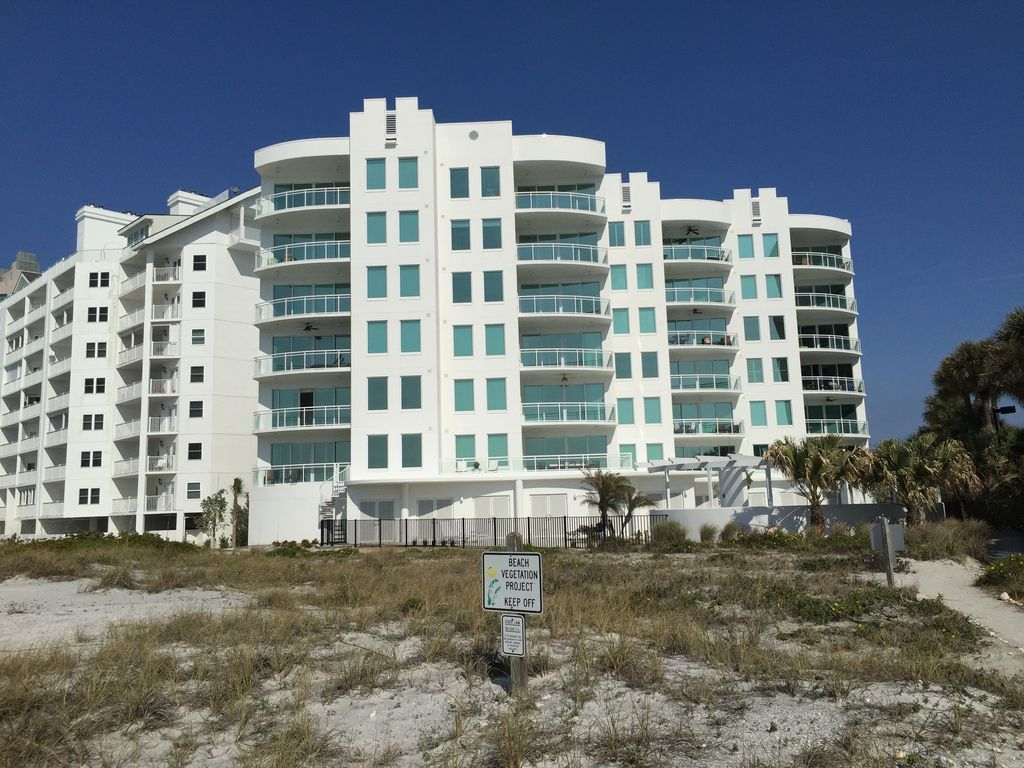 Clearwater Beach Florida Rentals Oceanfront