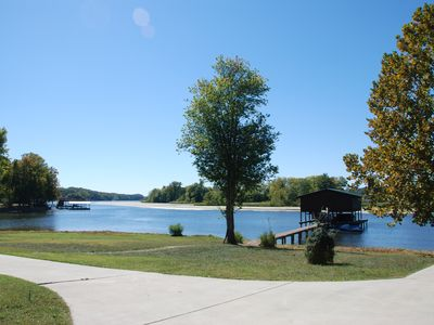 TN River House with Private Boat Ramp and Dock on Chickamauga Lake-Main Channel