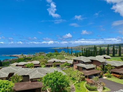Photo for Kapalua Ridge- Never Been Rented Before Top Floor 180 Degree View