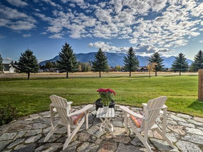 NEW! Glacier Park Getaway Surrounded by Mtn Lakes!
