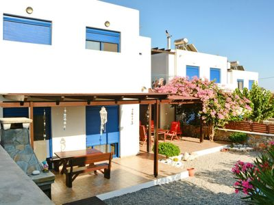 Photo for Vacation home Villa Lothiarika  in Lindos, Rhodes - 8 persons, 4 bedrooms