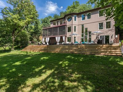 Photo for Luxurious Waterfront Estate-near MGM/National Harbor