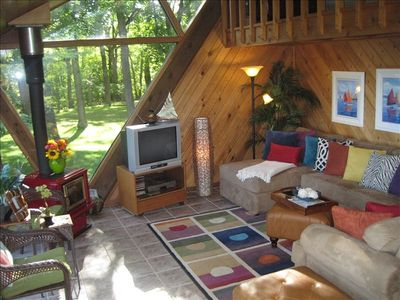 Enjoy the comforts of home while on vacation