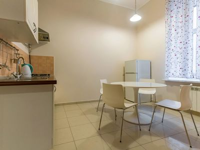 Photo for Centrally located 3 bedroom apartment The heart fo St. Petersburg