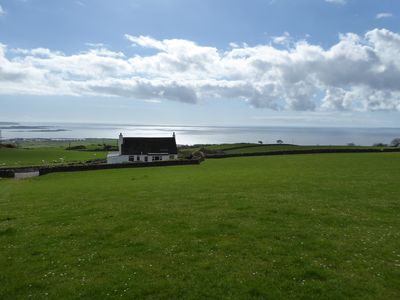 Photo for House with sea views near Gatehouse of Fleet