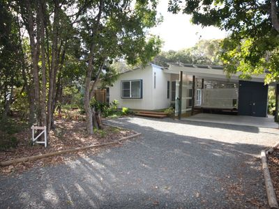 Photo for 15 Belle Court - Modern, architect designed, open plan holiday home with outdoor shower