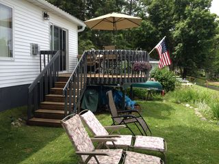 Enjoy The Beautiful Fall Weather In The Hay Vrbo
