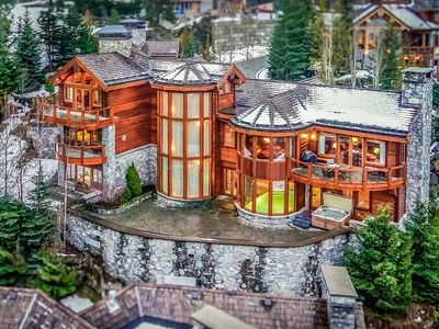 Photo for Symphony Chalet | Ski-in/Ski-out | Private Pool, Hot Tub, & Theater | Concierge