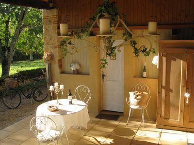 Photo for Charming Maison d'Ami-Gite/ Barn Cottage, Ideal for Couples and Young Families