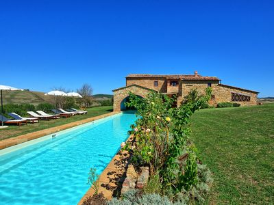 Photo for Sant'Ambrogio Villa, Sleeps 14 with Pool and Air Con
