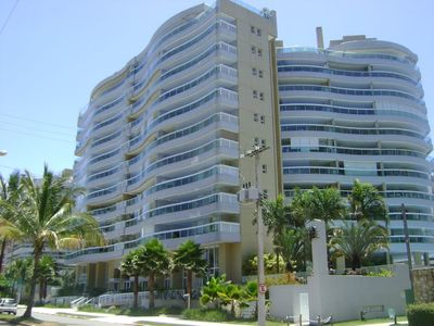 Photo for Apartment 3 suites, Air conditioning, Gourmet Balcony and Sea View