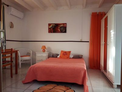 Photo for fully equipped studio independent entrance in beautiful villa