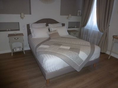 "Photo for Bed & Breakfast - Bed and Breakfast ""La maison du poëlon"" with breakfast"