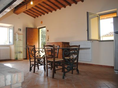 Photo for Farmhouse in Tuscan countryside next to Florence city center.