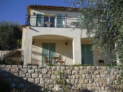 Photo for 1BR Apartment Vacation Rental in Grasse, Provence-Alpes-Côte-D'Azur