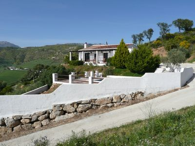 House and El Torcal