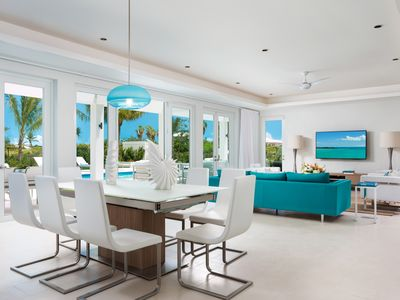 Photo for Turquoise Villa- Contemporary Luxury 4 bedroom villa