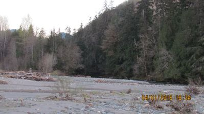 Photo for The Nisqually River Lodge The Perfect Place To Unplug From The City Life.