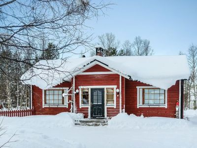 Photo for Vacation home Kaamasen riekko in Inari - 3 persons, 1 bedrooms