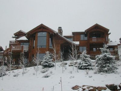 Photo for Stunning Luxury - Private Residence in Deer Valley