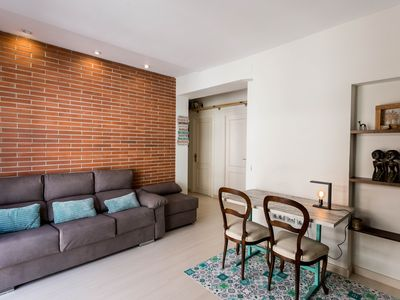 Photo for SUITUR MODERN APARTMENT WITH LARGE TERRACE