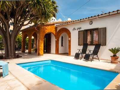 Photo for Finca 'Joia' - with pool, WIFI and satellite TV, just 500 meters from the beach