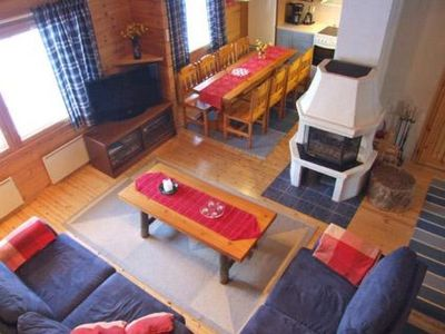 Photo for Vacation home Pyhäjärven loma in Kuusamo - 8 persons, 2 bedrooms