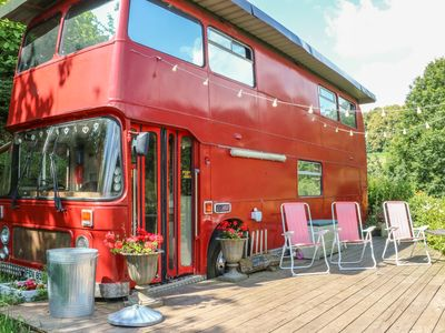 Photo for The Red Bus!, NEWNHAM-ON-SEVERN