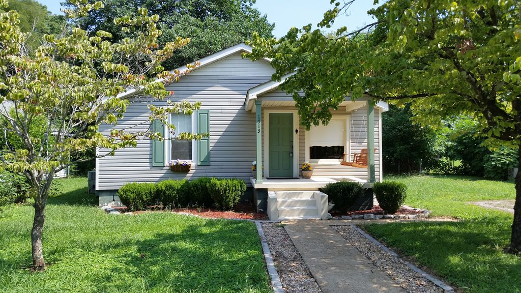 Charming Freshly Renovated House For Rent In Downtown Huntsville Al