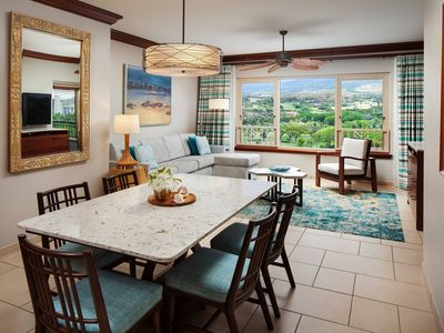Photo for 2 Bedroom Suite with Island View and two balconies at the Marriott Ocean Club