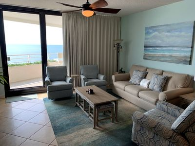Photo for Gulf Front Condo with Stunning Views!