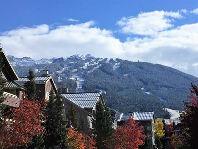 Photo for Whistler Village Town Plaza one bedroom condominium