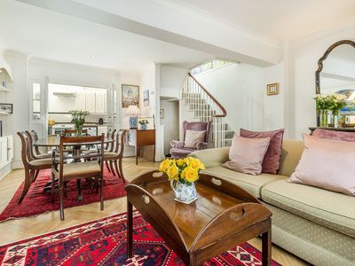 Photo for Charming 3 bed house in adorable location