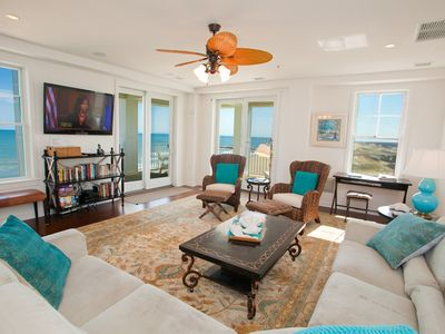 Photo for B411 Simply Divine Penthouse: 4 BR / 4 BA condominium in Virginia Beach, Sleeps 10