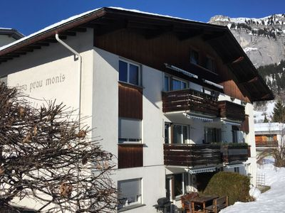 Photo for Apartment Prau Monis in Flims - 6 persons, 3 bedrooms