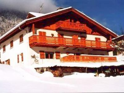 Photo for SUPERB APARTMENT ( 90 m2 ) WITH PANORAMIC VIEW ON THE CHAIN OF THE MONT BLANC.