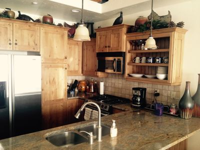 Photo for Great Mountain Views! Beautiful Condo! Outstanding Location