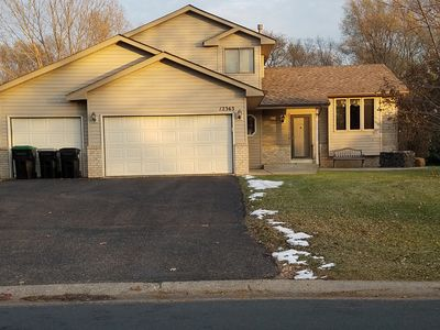 Photo for SUPERBOWL HOME FOR RENT, 20MIN TO STADIUM,1 MILE FROM LT RAIL, POOL TABLE, 4BDRM