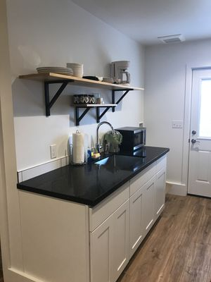 Photo for New studio apartment in West Seattle -Furnished