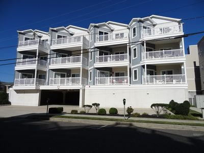 Photo for SIMPLY A BEAUTIFUL UNIT! You will love the feeling of spaciousness and warmth in this pristine luxury condominium located in beautiful Wildwood Crest