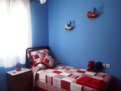 Photo for 3BR Villa Vacation Rental in PLATAMONAS, EAST OLYMPUS