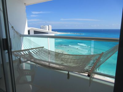 Photo for Ocean Dreams, Beach Front Amazing Views, JANUARY SALE